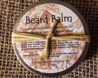 Vetiver & Pine Beard Balm