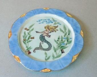 Mermaid Wine Coaster