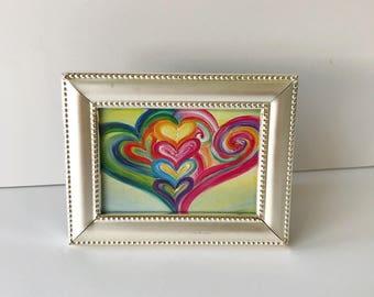 Cuddling Mini Frame