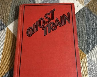 Vintage Ghost Train 1932 Lyke Harper