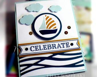 Kids Birthday Card- Stampin' Up Celebrate