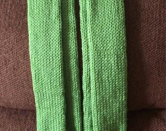 Fern Green Scarves
