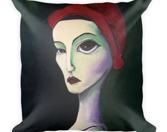 Mirth Pillow by Tink