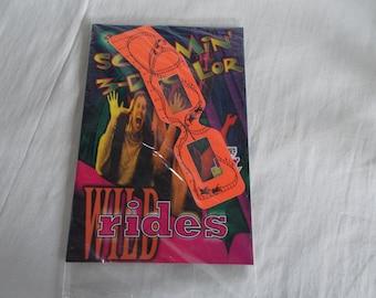 Vintage Wendy's Screamin 3-D Color Rides