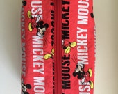 Kids Toiletry Bag, Kids Toiletry Bag, Vacation, Toiletry Bag Women, Travel Bag - Mickey Mouse