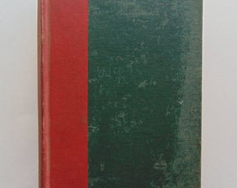 1903 Antique French Dictionary