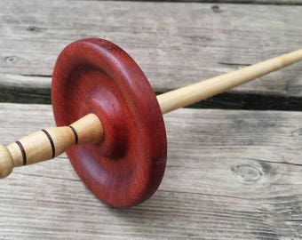 paduc   top whorl spindle id # 6o30p02