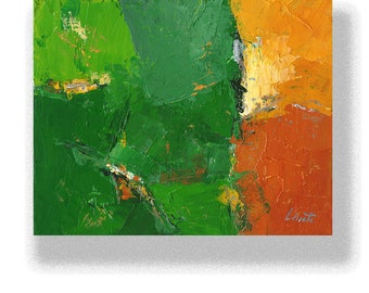 """Abstract Painting. """"Galway"""""""