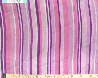 Twin Vintage Care Bears Striped Fitted Sheet