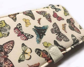 Butterfly iPhone 7 phone wallet case iPhone 7 plus case iPhone 6 wallet iPhone 6 Plus apple iPhone SE iPhone 7  iPhone 6 case iPhone 5 6 7