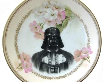 "Darth Portrait Plate 6.5"""
