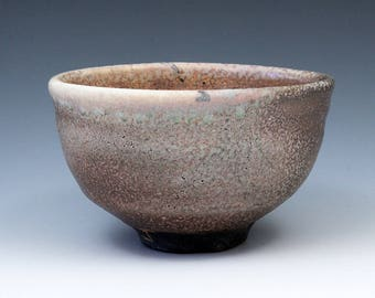 Soda Fired Shino Bowl