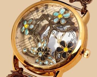 Women Watches Women's Watches Working Watches Unique Watches Wrist Watch Women