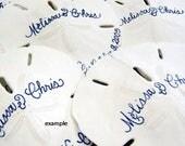 Lot of 80 - Medium Sand Dollars, Bulk Buy - Great for Wedding Crafts - Sailors - Shell Crafts Party Escort Cards