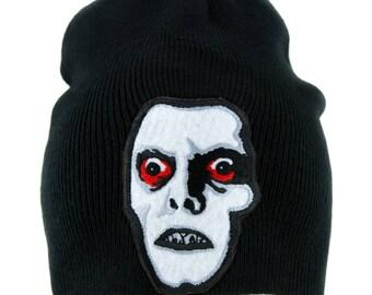 Captain Howdy Pazuzu The Exorcist Beanie Cult Clothing Knit Cap Horror Movie - YDS-EMPA-027-BEANIE
