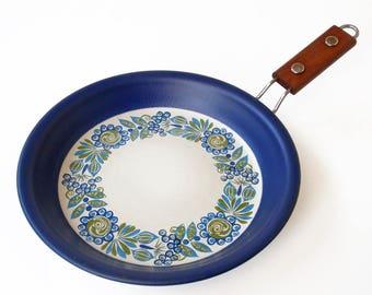 Vintage Figgjo Flint Tor Viking Saute Pan Scandinavian Design