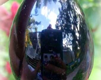 Sombra de Deseo Yoni Egg - Black Obsidian Large 140