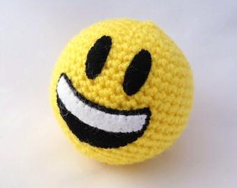 Emoji Ball - Happy Face