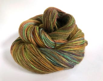Tamusi Pure Alpaca 4 Ply/Fingering Yarn.  Earth Cycle