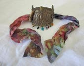 Bracelet jewelry  boho tribal exotic one of a kind ready to ship