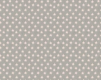SALE 10% Off - Nightfall in Pink  - SWEET DREAMS - by Maude Asbury for Blend Fabrics - By the Yard