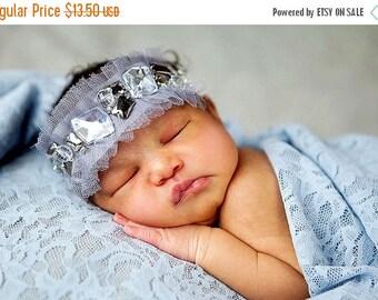 10% SALE Baby headband, newborn headband, adult headband, child headband and photography prop Super sparkle sprinkle headband