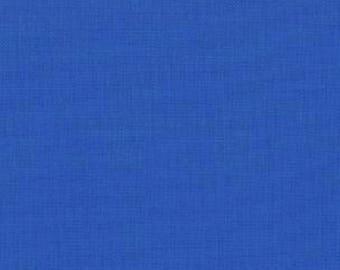 Moda Fabric Bella Solids Ameila Blue - 1.5 yards End of Bolt  990 167