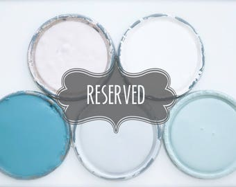 Reserved for Tia