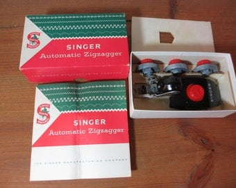 Singer Automatic Zigzagger 161103 for Singer 301 Sewing Machine, Accessories, Parts