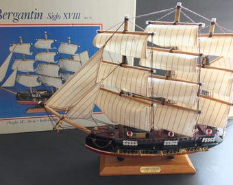 Heritage Mint Tall Ships Of The World Collection Bergantin Siglo XVIII