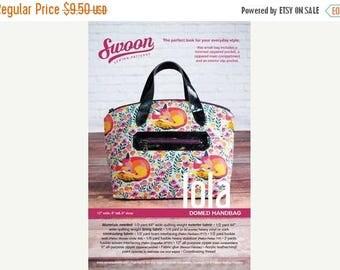 ON SALE Lola Domed Handbag Swoon Pattern