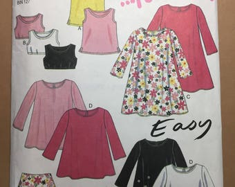 New Look Pattern 6744 - Kids Clothing