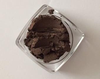 EMBER Organic Mineral Eye Shadow Mocha Shade All Natural Pure