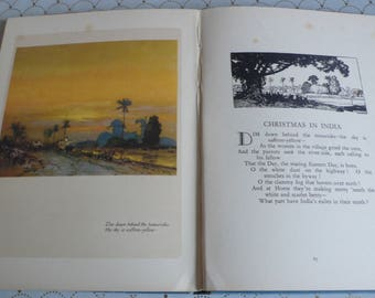 Rudyard Kipling East Of Suez, Illustrated Donald Maxwell 1st ed 1931