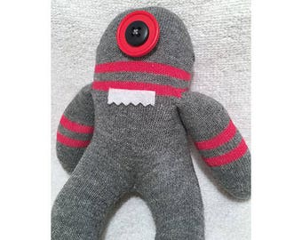 Cyclops (gray and red)