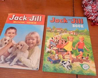 Jack & Jill Books 1969 1973