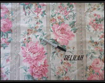 DELILAH-Request a Custom Order-Nightgown,Long Sleeve or-Sleeveless,Pajamas,Cotton,Vintage Percale,Pin Tucked,Waltz Length,Vintage USA