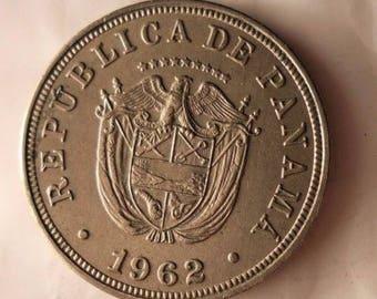 Panama 1962 5 Centesimos