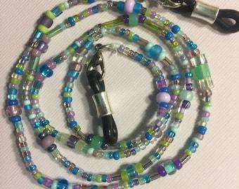 Seafoam Eyeglass Chain
