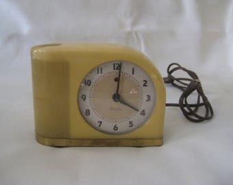 Vintage Westclock Moonbeam Alarm Clock