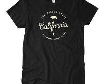 Women's Enjoy California T-shirt - S M L XL 2x - Ladies' Tee, Golden State Shirt, Los Angeles Shirt, San Diego Shirt, Cali Shirt