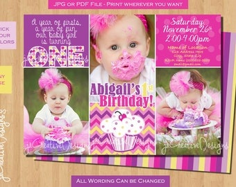 baby girl first birthday cupcake invitation lil cupcake birthday invitation cupcake invite girl 1st birthday invitation 1st birthday party