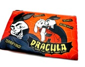 Dracula the Vampire Bunny Pouch