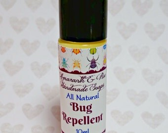 All Natural Bug Repellent   Roll-On