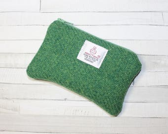 HARRIS TWEED, coin purse, change purse