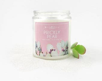 Prickly Pear Desert Candle