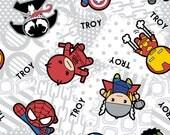 Marvel Kawaii Minky Blanket