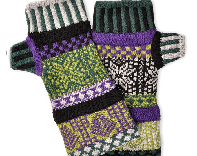 Solmate Accessories - Balsam Fingerless Mittens Limited - Available to order through midnight November 27th!