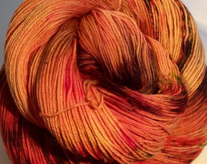 I C Spots - Falling Leaves - Fingering / Sock Yarn