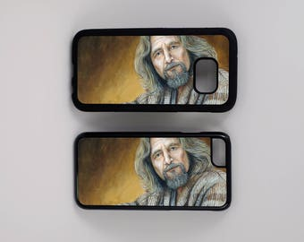 Phone Case of The Dude from The Big Lebowski